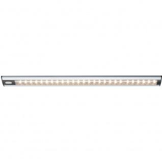 Paulmann Function TriX Schrankleuchte Touch 4, 8W LED Alu matt schwarz 230/12V Alu Kst