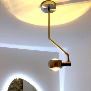 s.LUCE Beam Effekt Deckenleuchte 1-flammig 40cm Deckenlampe