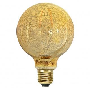 E27 LED Goldflake Globe Extra-Warmweiß - Vorschau 2