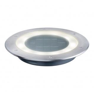 Paulmann Special EBL Set Solar Boden Jupiter IP67 LED 1x0, 6W 250mm Eds/Klar Eds/Glas