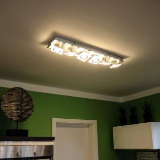 Licht-Trend Slew LED Wand- Deckenleuchte mit schwenkbaren Spots Deckenlampe