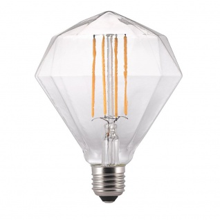 Nordlux E27 LED Deko Diamanten-Design 2W, 150lm Extra Warmweiß
