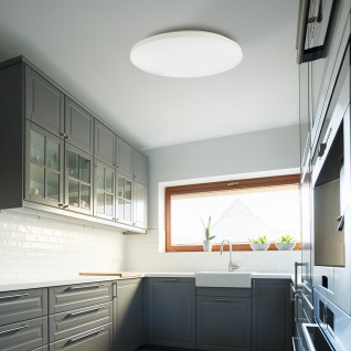 Mantra Zero Smart LED-Deckenleuchte Weiß