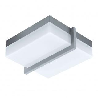 Eglo 94876 LED Aussen-Wand- & Deckenleuchte Sonella 1 820lm Anthrazit