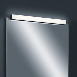 Helestra LED Spiegellampe Lado 60cm 1040lm schwarz warmweiss