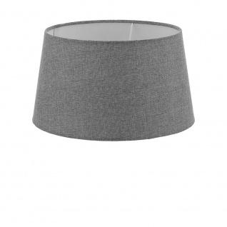 Eglo 49658 1+1 Vintage Lampenschirm Ø 30/25cm Grau