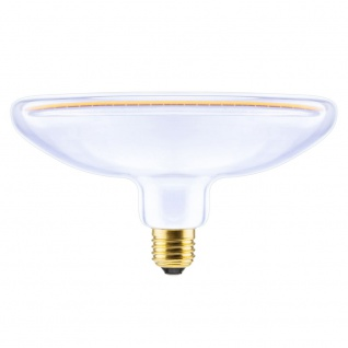 LED Leuchtmittel Floating Reflektor E27 warmweiß klar dimmbar - Vorschau 4