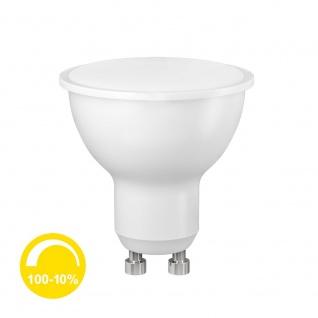 GU10 Profi LED Stufenlos dimmbar 500lm Warmweiß LED-Lamp GU10 Leuchtmittel