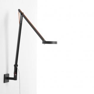 Rotaliana 1SRW1 002 62 EL0 String LED-Wandleuchte mit Dimmer Wandlampe Schwarz