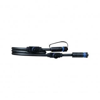 Paulmann Plug & Shine Connector IP68 1m 1x Ein & 3x Aus 93994