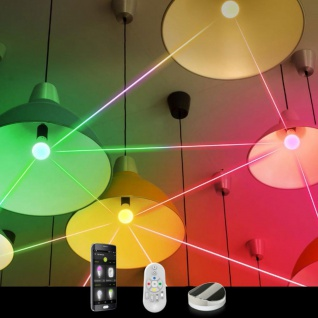 E27 Led-leuchtmittel Connect 9w Rgb+cct Bluetooth Wifi App Ios Android - Vorschau 2