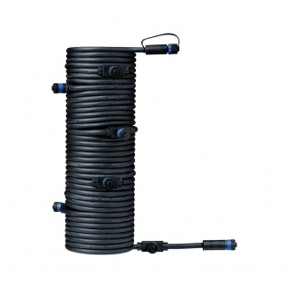 Paulmann Plug & Shine Connector IP68 15m 1x Ein & 7x Aus 93931