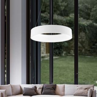 Nova Luce Rando LED Hängelampe Ø60cm 42W 4000K weiss Pendellampe