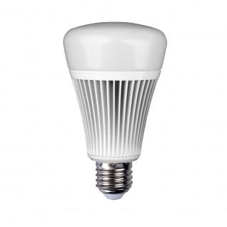 s.LUCE iLight E27 LED-Leuchtmittel 9W RGB+CCT LED-Lampe Farbwechsel & Dual White - Vorschau 2