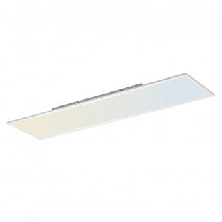 Licht-Trend Q-Flat 120 x 30cm LED Deckenleuchte 2700 - 5000K Weiss