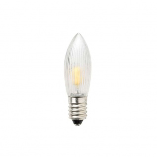 LED Birne universal 3er-Blister warmweiß 8 - 55V E10 Schraubgewinde