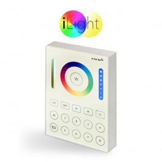 iLight iLight 8-Zonen Touch Panel für LED-Leuchtmittel RGB + CCT Schalter Fernbedienung