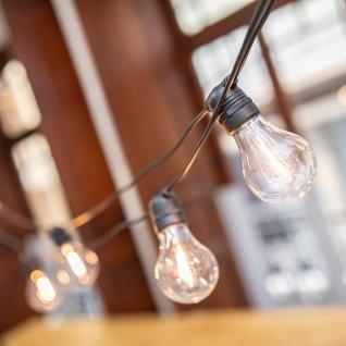 Licht-Trend Girlande Allegra 10-flammig E27