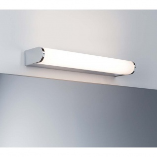 Paulmann Wandleuchte Arneb IP44 LED 1x9W Chrom Alu Acryl 70879