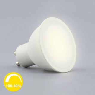 GU10 Power SMD LED Dimmbar Neutralweiß 120° 470lm 5W LED Leuchtmittel Spot