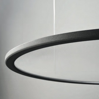 Prolight LED Büro Ring-Hängeleuchte Round 5100lm UGR
