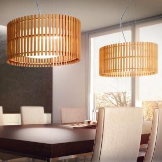 Roverato Design LED Hängeleuchte weiss 2 x 18W Hängelampe