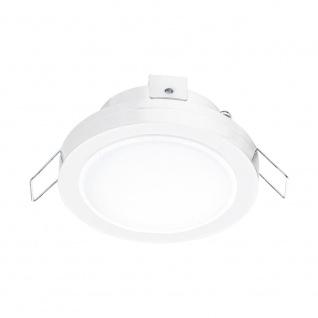 Eglo 95917 Pineda 1 LED Einbauspot 500lm Weiß