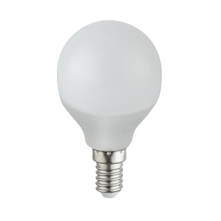E14 2er-Set LED Leuchtmittel Milchglas 4W 400lm 3000K - Vorschau 2