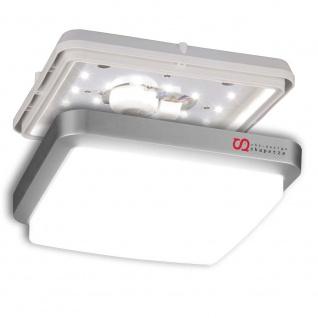 LED-Deckenleuchte 12 W Aussenlampe 27 x 27cm Deckenlampe