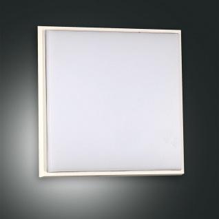 Fabas Luce 3314-61-102 Desdy LED Deckenleuchte 2300lm Deckenlampe Weiß