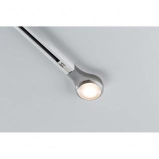 Paulmann VariLine LED Endkappe rechts 1x5, 8W Alu-Gebürstet dimmbar 95489