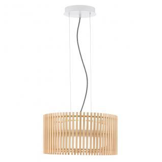 Pellaro Design LED Hangeleuchte weiss 2 x 10 5W Hangelampe