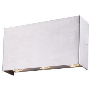 Globo 34177-6 Starex Aussenleuchte Aluminium Druckguss LED