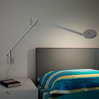 Rotaliana 1SRW1 002 63 EL0 String LED-Wandleuchte mit Dimmer Wandlampe Weiß
