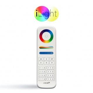 s.LUCE iLight 8-Zonen Fernbedienung für LED-Leuchtmittel & Strip RGB + CCT Dual White - Vorschau 1