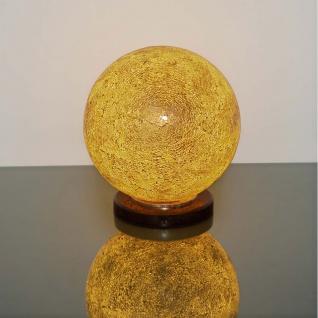 Holländer 271 1201 Tischleuchte Narziso Glasmosaik Amber