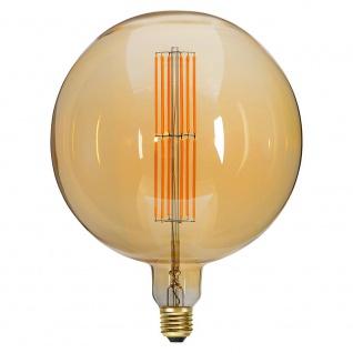 E27 XXL Retro LED 20cm Globe Dimmbar 650lm Extra Warmweiß - Vorschau 5