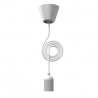 Nordlux Funk Pendelleuchte Aufhängung E27 Weiß - Vorschau 1