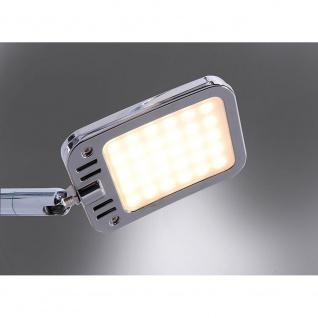 LeuchtenDirekt 11241-17 Wella LED Wandleuchte + Wippschalter 4, 20W 3000K Chrom - Vorschau 2