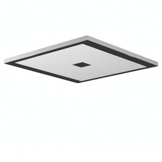 Evotec 15130 Zen LED Deckenleuchte + Fb. 27W 2508lm 2700-6500K Schwarz