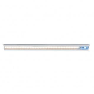 Paulmann LED-Lichtleiste ChangeLine 50cm mit blau leuchtendem Touch-Schalter 70596