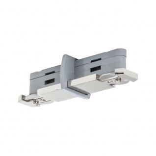 Paulmann 95147 Rail System VariLine Strom-Trenner Metall Kunststoff