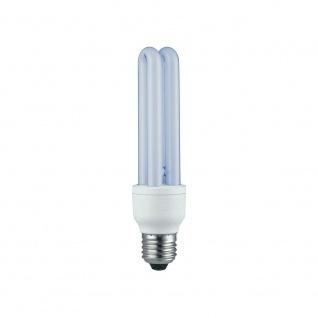 LeuchtenDirekt 08935-56BL E27 Leuchtstofflampe Blau 15W