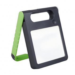 Mobile LED Solarlampe Padlight IP44 Grün Solar Gartenlampe Gartenleuchte