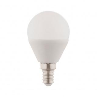 E14 LED Leuchtmittel Opal