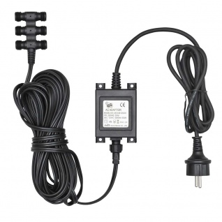 Amalfi Erweiterungstrafo 12V/60VA für Amalfi LED Stableuchten