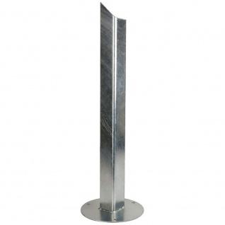 SLV Erdspiess für Rusty Stahl verzinkt Länge 50cm 229022