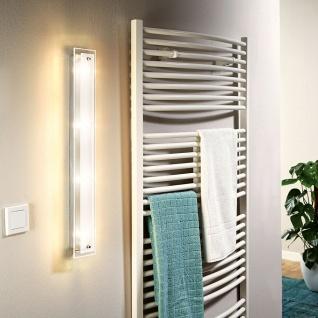 Eglo 93887 Fres 2 LED Wand- & Deckenlampe 4-flammig Klar Weiß Chrom