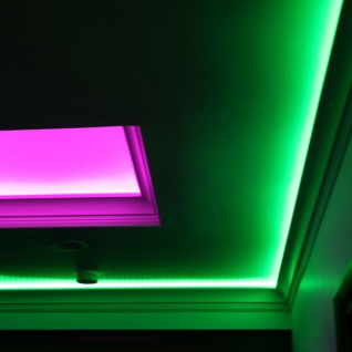 5m LED Strip-Set Pro-UH Fernbedienung RGBW - Vorschau 5