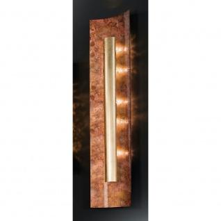 Kögl 99441 Aura Herbst Wand- & Deckenleuchte 4-flammig Gold 100cm